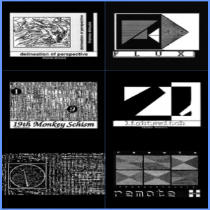 Gench cassette archive CD-R series