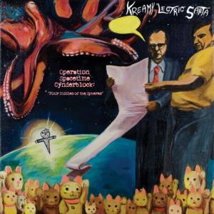 Kreamy 'Lectric Santa - Operation Spacetime Cynderblock